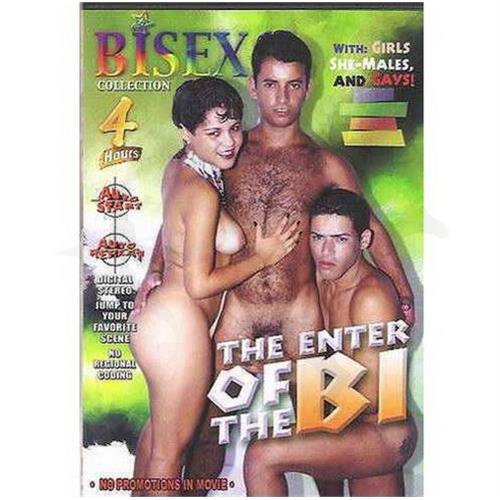 DVD XXX The Enter Of The Bi